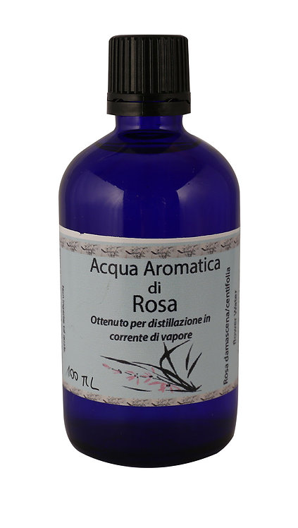 Rosa (Rosa Damascena/Centifolia flower water) bio
