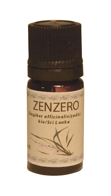 ZENZERO  (Zingiber Officinalis) 5 ml