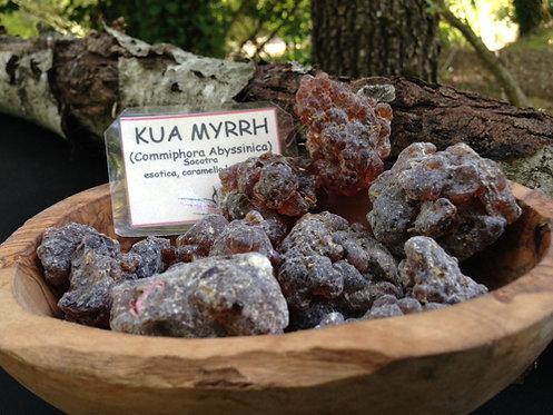 Khua Mhyrr (Mirra di Socotra) 10 gr
