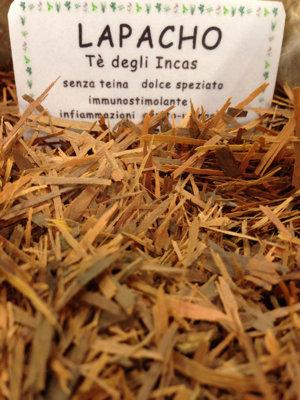 Lapacho o Tè degli Incas 50 gr