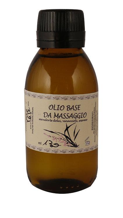 Olio Massaggio Base 125 ml