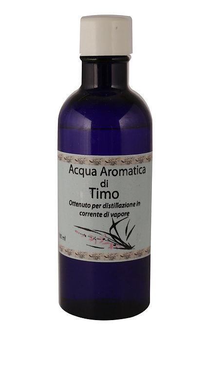 Timo CT linalolo (Thymus vulgaris  water)