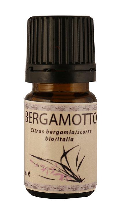 BERGAMOTTO  (Citrus bergamia) 5 ml