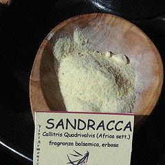 Sandaracca  15 g