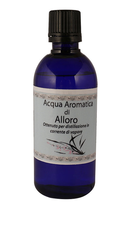 Alloro (Laurus Nobilis flower water) bio 100 ml