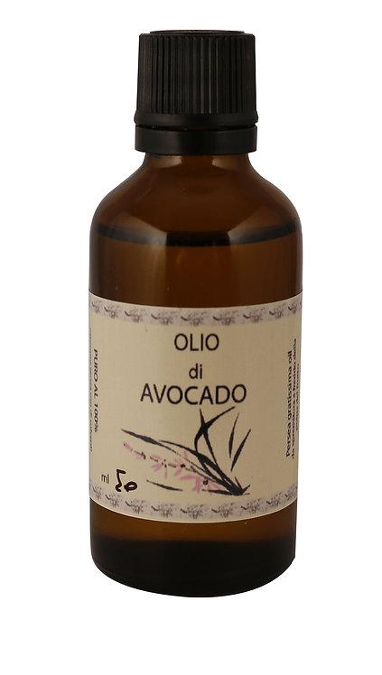 Olio di Avocado 50 ml