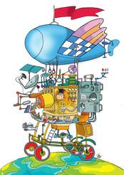 Ankara Patent firması için poster