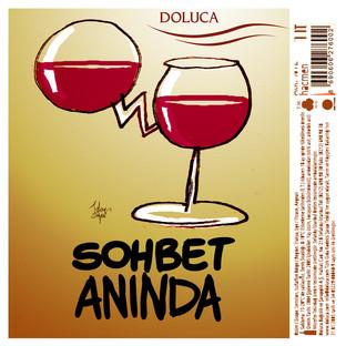Doluca şarap etiketleri