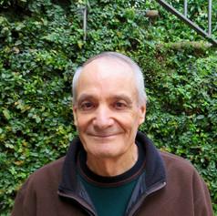 Ever-faithful member and long-time church treasurer, Ernest
