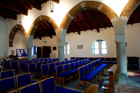 St Edward's Interior