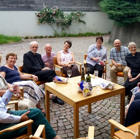 Swiss Archdeaconry Chapter, Geneva, June 2018