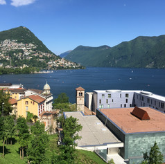 Lake Lugano - High Summer 2018