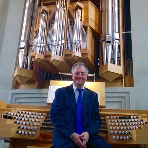 Organist Alessandro