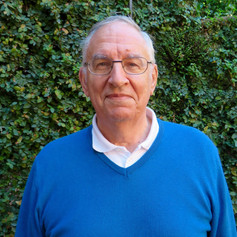Much-loved former churchwarden & treasurer, Roger