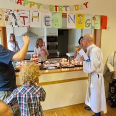Fr Nigel's 65th!