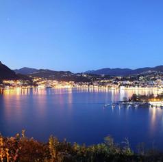 Stunningly Beautiful Lago di Lugano