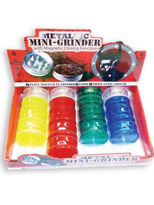 Grinder - Mini Plastic