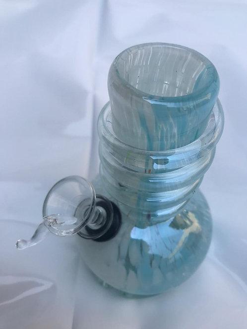 Small Glass Bong - 14cm