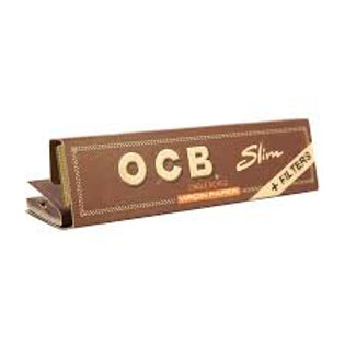 OCB Unbleached + Tips