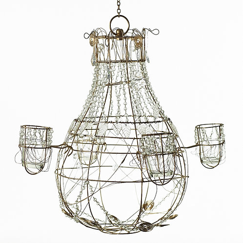 Bordeaux Chandelier