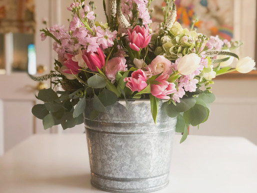 Creating An English Garden Bouquet