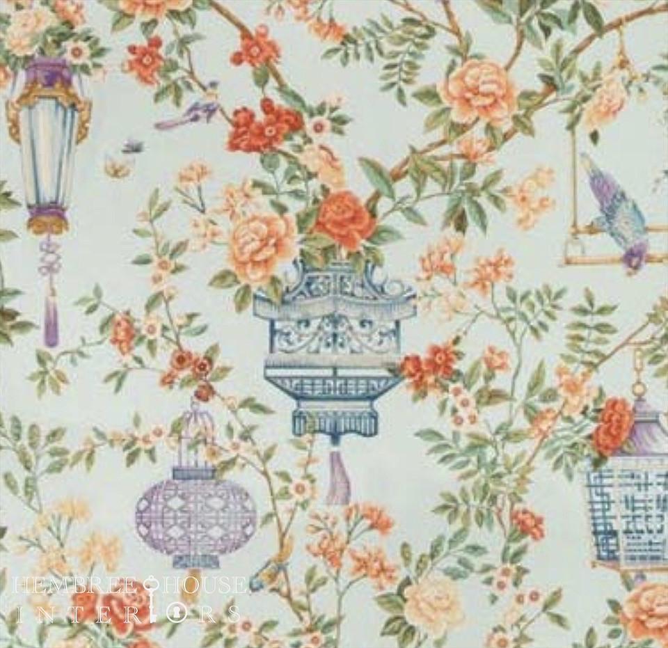 Brunschwig & Fils Summer Palace fabric