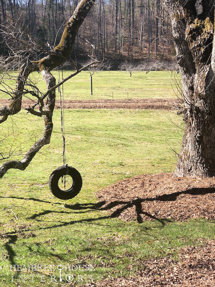 Cashiers tire swing lonesome valley vacation home mountain home mountain retreat