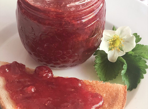 How to Make (the Best) Strawberry Jam