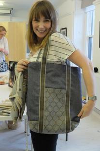 Railtote bag beginner