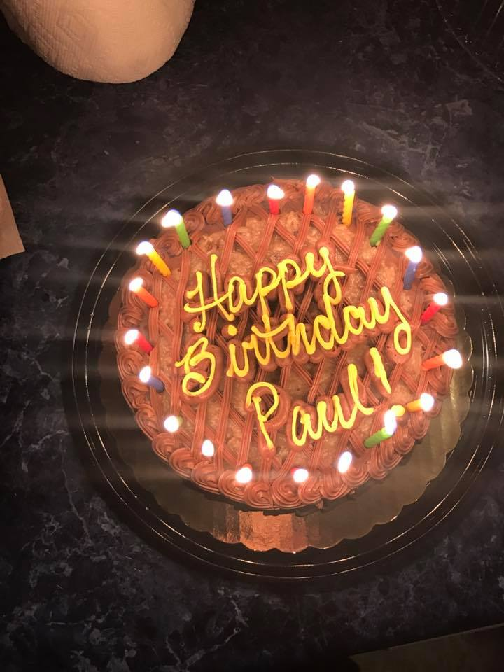 Celebrating Paul