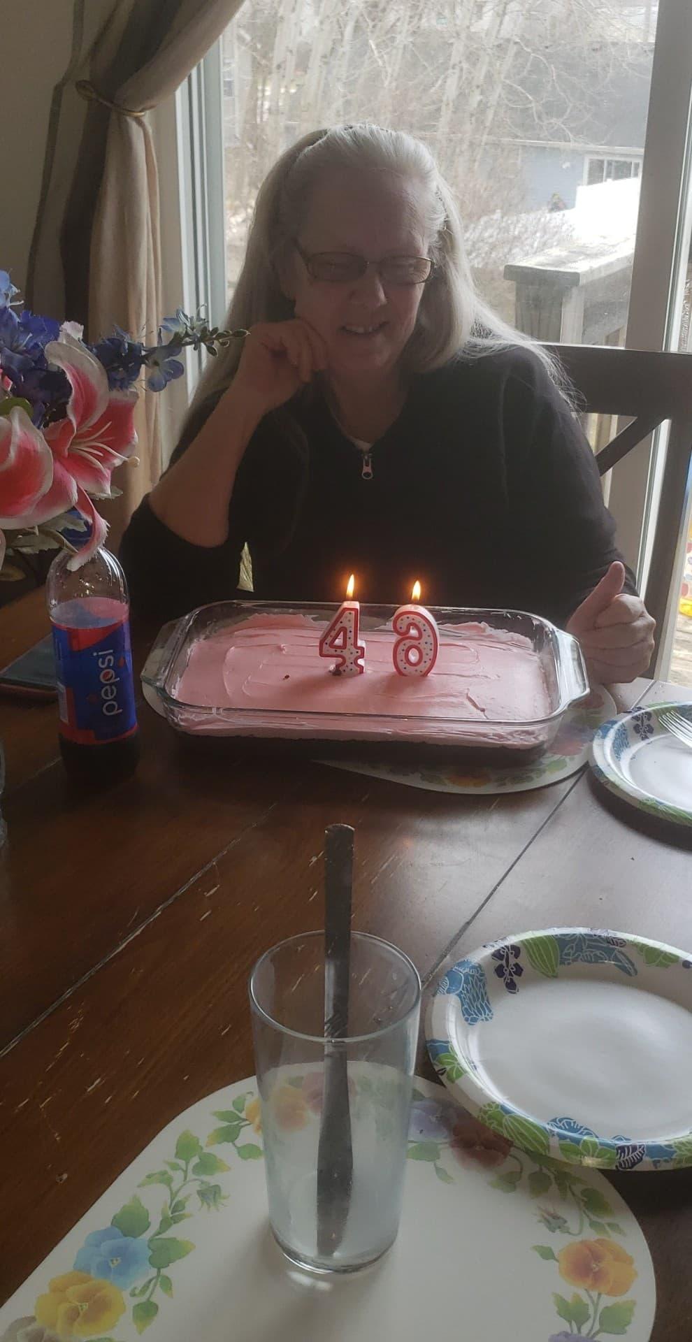 Happy Birthday Cathy