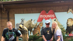 A great day at the zoo