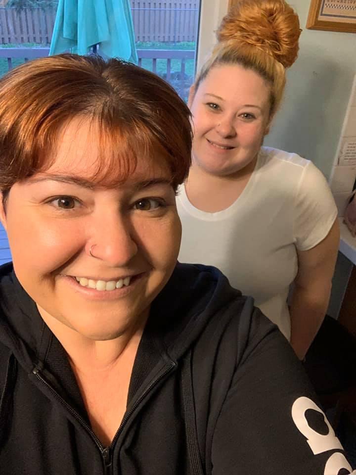 Kristiana & Tabitha