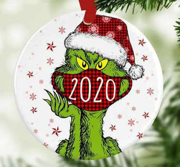 The Grinch who Could Not Steal Christmas