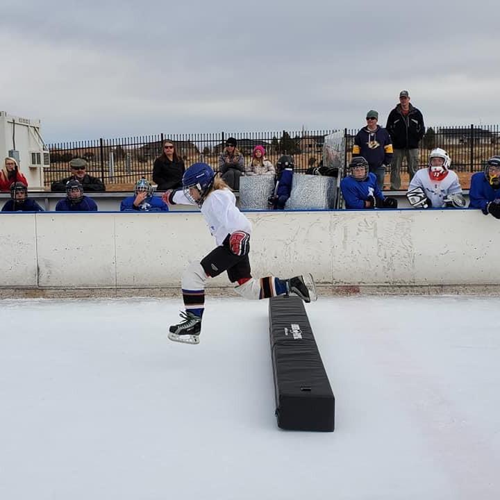 Youth Hockey Break