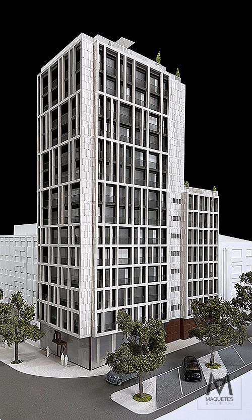 Edifício Castilho 203