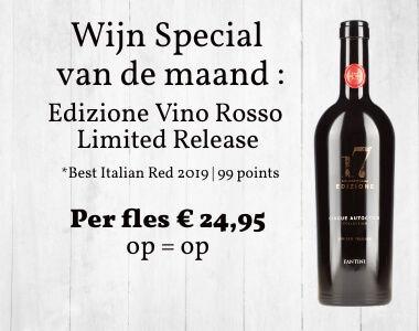 Fantini Edizione Wine Special