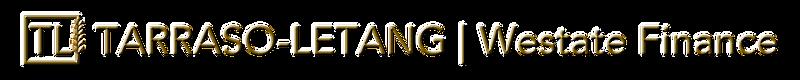 LOGO TL TARRASO-LETANG Westate Finance V