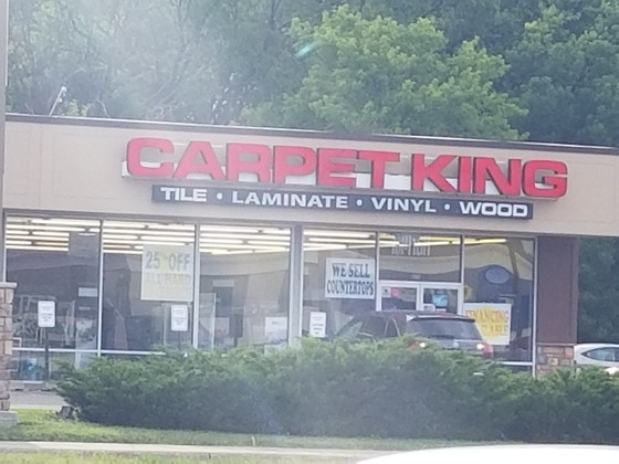 I met with some very nice ladies at Carpet King in Roseville. I am going to use them to supply my fl