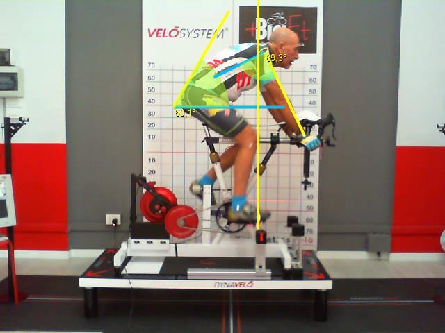 fasi posizionamento biomeccanico bicifit lab velosystem messina di marco sgarrella