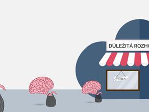 TDC: Místo, kam si váš mozek chodí pro důležitá rozhodnutí