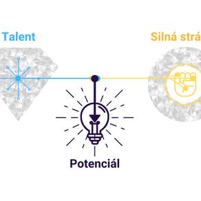 Talent, silná stránka, potenciál: Určitě máš vše. Víš ale, co je co?