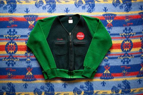 1940's Coco Cola Service Jacket