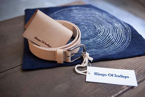 K.O.I. Veg Tan Card Holder