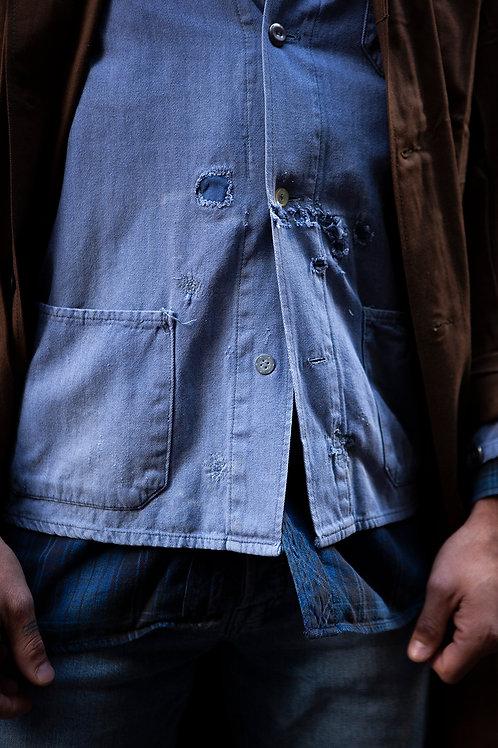 Vintage Worn Work Jacket