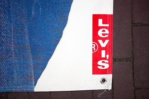 Levi's Heavy Canvas Banners