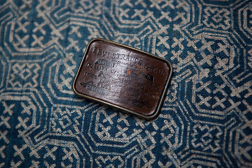 Vintage Levi's Belt Buckle