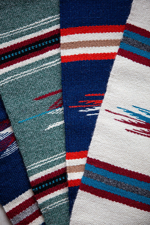 Chimayo Small Blanket Rug