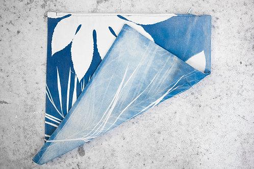 Cyanotype Pillow Case