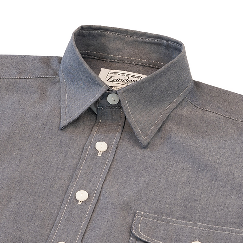 SJC - New England Selvedge Workshirt